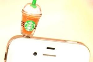 Starbucks Coffee iPhone Plug