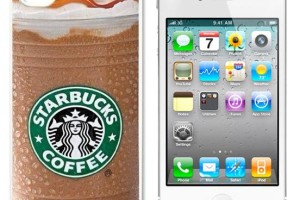 Starbucks iPhone 4 Case