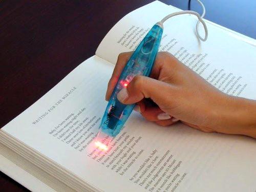 Text Scanning Pen