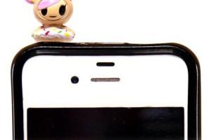 Tokidoki iPhone Dust Plug