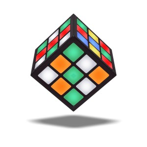 Touch-screen Rubiks Cube