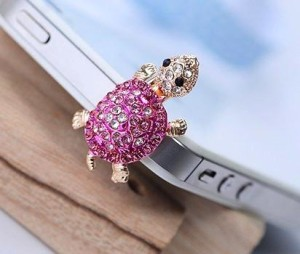 Turtle iPhone Plug