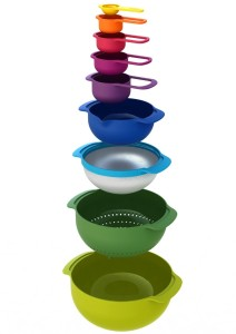 Ultimate Stackable Measuring Cups
