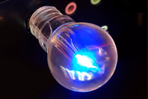 USB Flash Drive Light Bulb