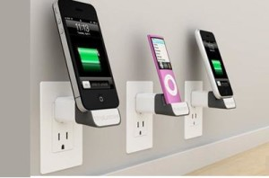 Wall Outlet iPhone Charger