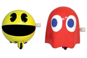 Wind Up Pacman and Ghost