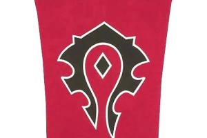 World of Warcraft Horde Banner