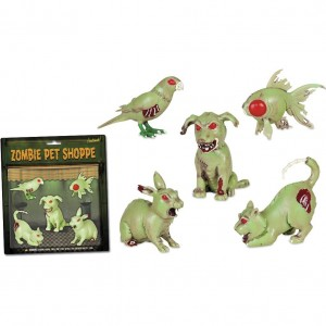 Zombie Pet Collection